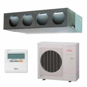 Conductos Fujitsu ACY 80 UiA-LL