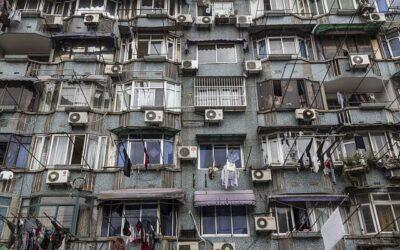 Los aparatos de aire acondicionado Eas Electric.