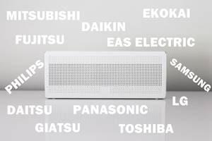 El aire acondicionado mitsubishi y otras marcas destacadas de este 2019