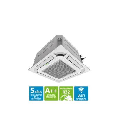 aire acondicionado casette - instalacion certificada de aire acondicionado