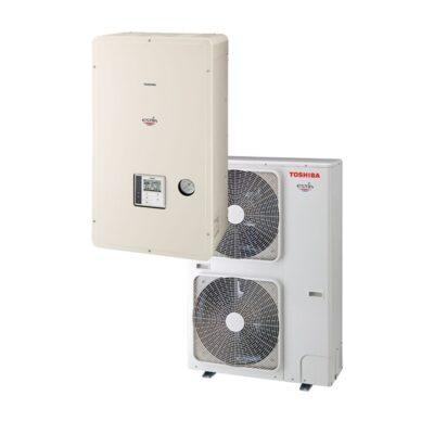 bomba de calor aerotermia instalación certificada de aire y calefacción