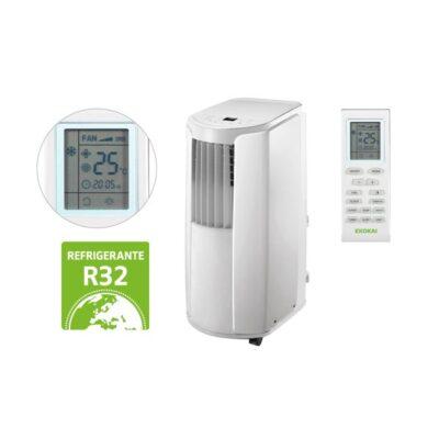 Micro Aire Acondicionado Portátil - Clysermur instaladores certificados de aire