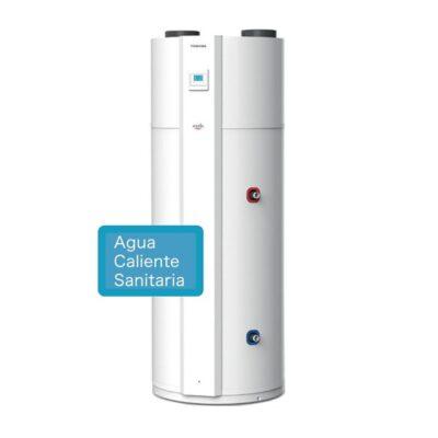 Tanque termodinámico bomba de calor instaladores de aire y calefacción