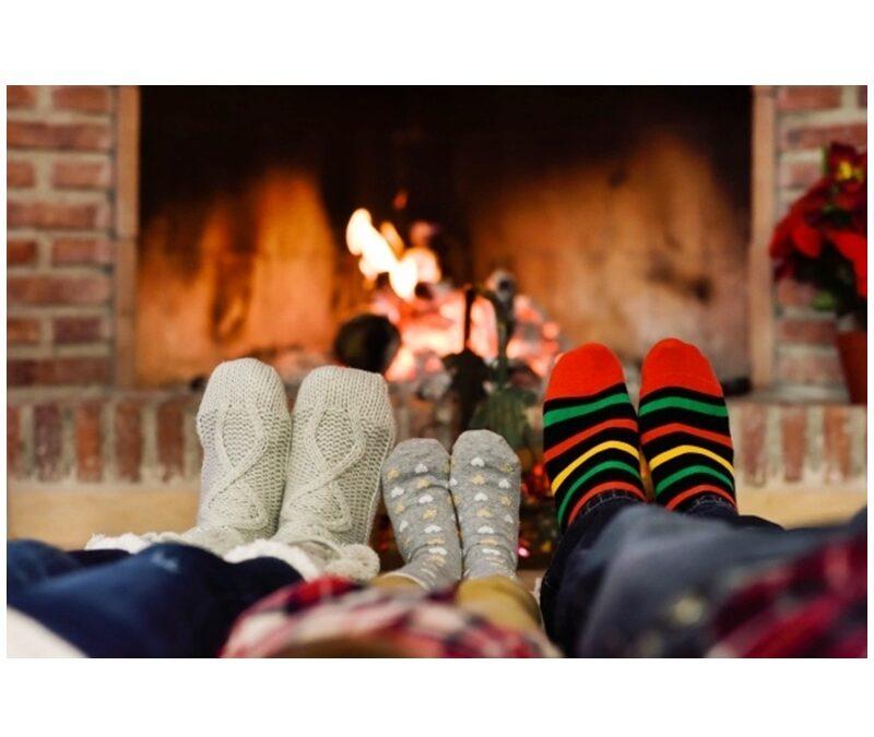 Cómo mantener nuestra casa caliente con poca o ninguna calefacción